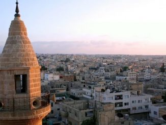 Irbid, Iordania. FOTO Cpatură video