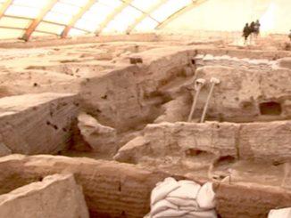 Orașul neolitic de la Çatalhöyük. FOTO GoNEXT.ro