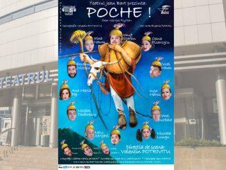 Poche la Teatrul Jean Bart din Tulcea