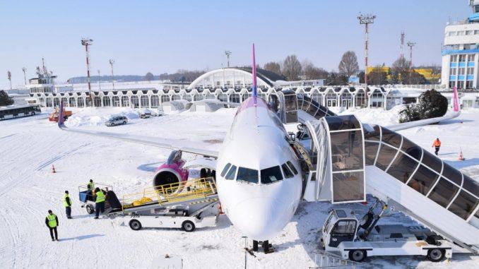 aerportul Mihail Kogălniceanu din Constanța FOTO AIMK Constanța