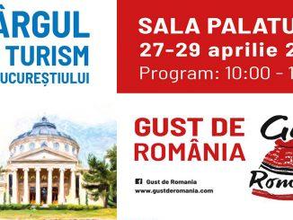Afișul Târgului de Turism al Bucureștiului 2018