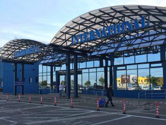 Aeroportul Internațional Oradea. FOTO Adrian Boioglu