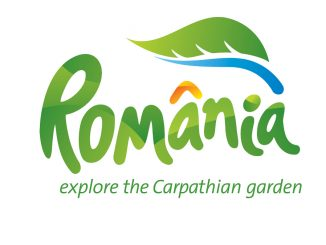 Sigla de turism a României - Explore the Carpathian Garden. FOTO MT