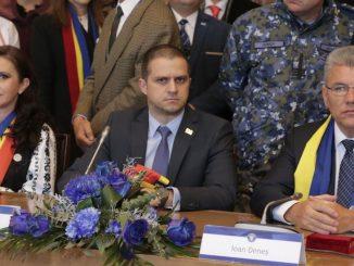 Ministrul Bogdan Trif, la Alba Iulia. FOTO Ministerul Turismului