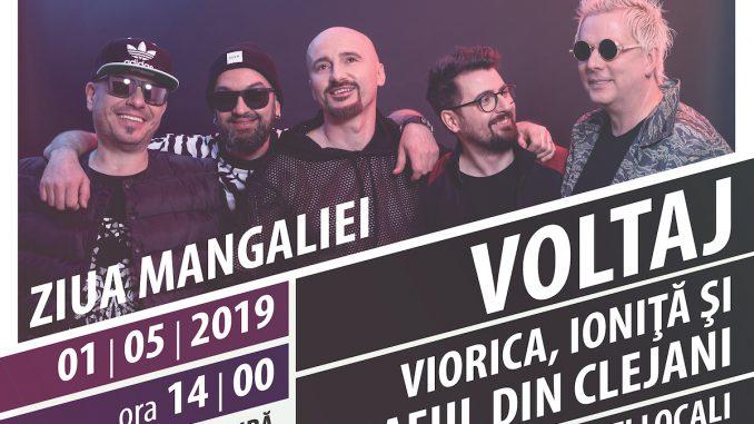 Concert de 1 Mai la Mangalia. FOTO Primăria Mangalia