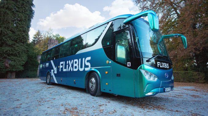 Autocar FlixBus