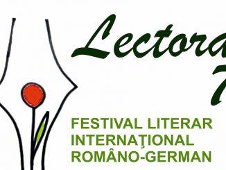 """Afișul festivalului """"Lectora"""""""