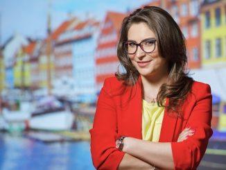 Mădălina Balaiban, fondator Hello Holidays. FOTO HH
