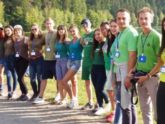 Tabără studențească la Băile Tușnad