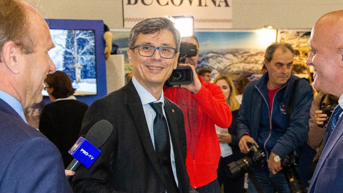 Ministrul Economiei, Energiei si Mediului de Afaceri, Daniel-Virgil Popescu