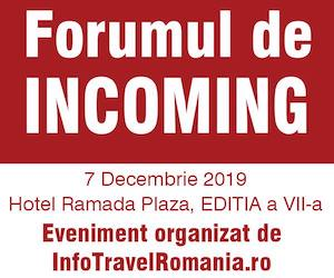 Forumul de incoming 2019