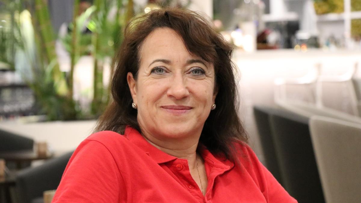 Gabriela Țigu, vicepreședinte FIJET România. FOTO Adrian Boioglu