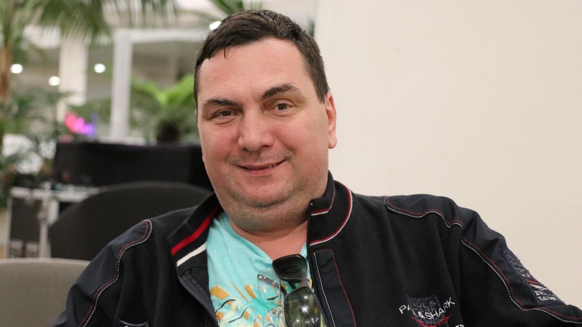 Dan Anghelescu, secretarul general FIJET România. FOTO Adrian Boioglu