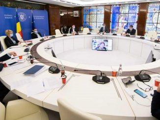 Întâlnirea cu reprezentanții industriei cinematografice FOTO Facebook Ministerul Turismului