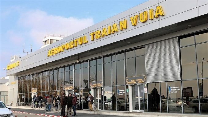 aeroportul Traian Vuia Timișoara. FOTO: AEROTIM