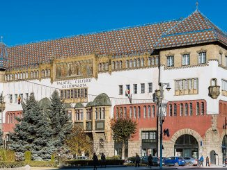 Palatul Culturii Mureș își redeschide porțile de la 1 iunie FOTO Facebook Palatul Culturii Mures