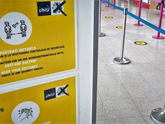 Aeroportul Internațional din Sibiu pregătește relansarea traficului de pasageri