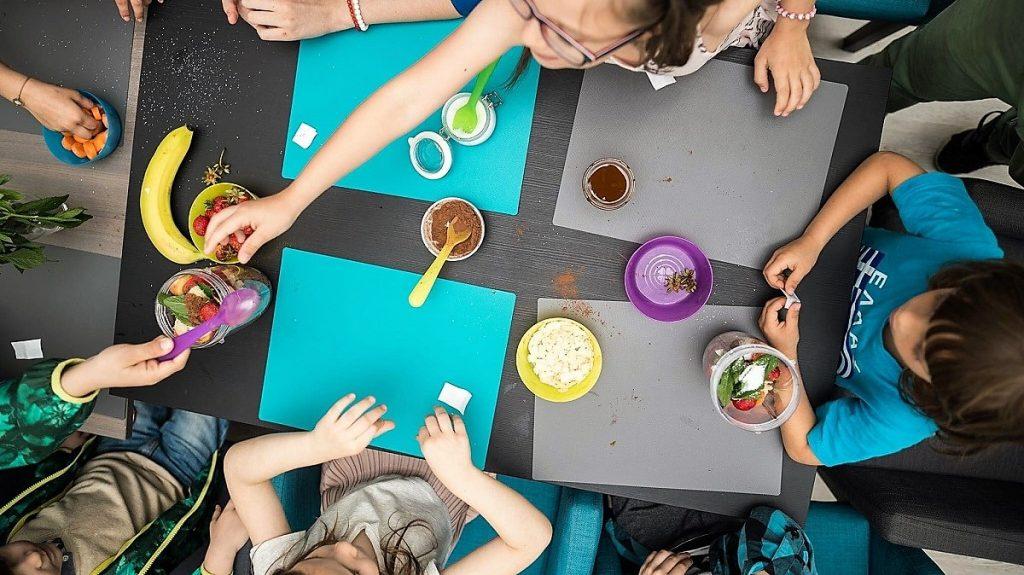 Săptămâna de joacă pentru părinți și copii. FOTO Creative Arts