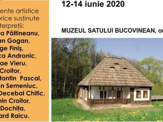 """Continuă seria de mini-spectacole din cadrul proiectului """"Dor de viață, dor de cântec"""", FOTO Muzeul Național al Bucovinei"""