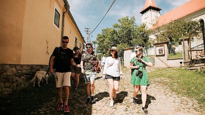 Picnic la Cisnădioara: FOTO Asociatia My Transylvania