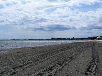 Amenzi de 70.000 de lei pentru șapte operatori de plaje de pe litoral. FOTO ABADL