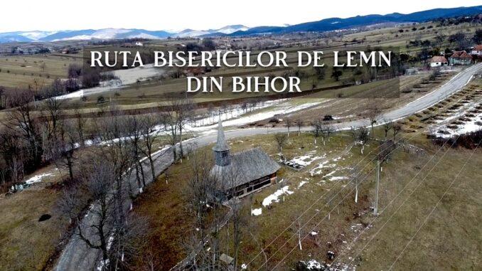 Prima Rută Cultural Turistică, cea a Bisericilor de Lemn din județul Bihor