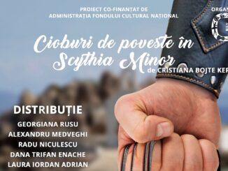 """""""Cioburi de poveste în Scythia Minor"""""""