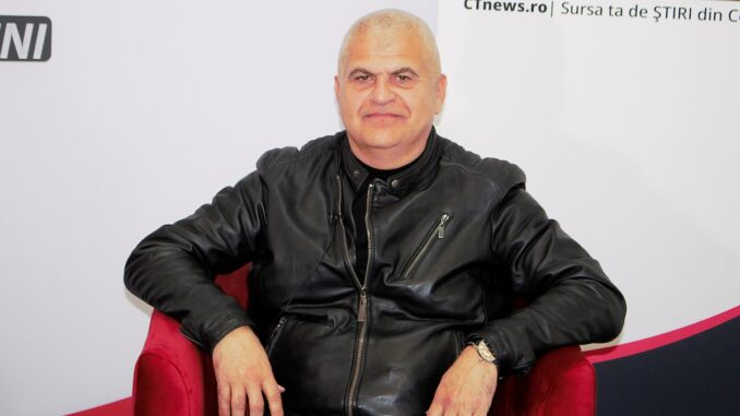 Aurelian Marin, proprietarul Agenției de turism Paradis Vacanțe de Vis. FOTO Paul Alexe